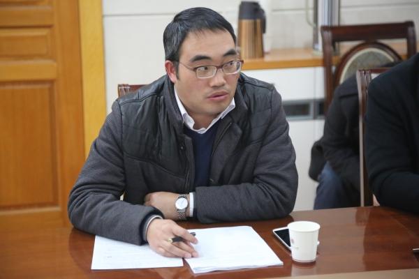 朱玉国副校长对提案中的有关问题进行答复