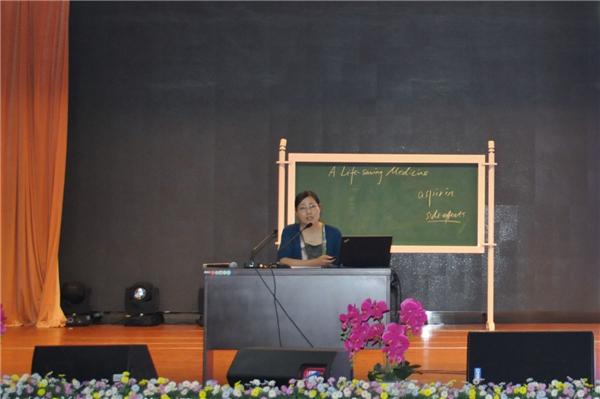 河南省实验中学刘素芳老师作质量分析报告